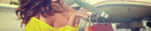 Shoppingtour mit einem Sugarbabe