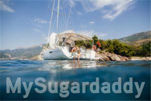 Luxus Yacht - Sugardaddytraum