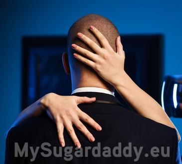 Ein wohlhabender Sugardaddy