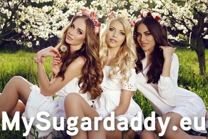 Lebe das Leben eines Sugar Daddys