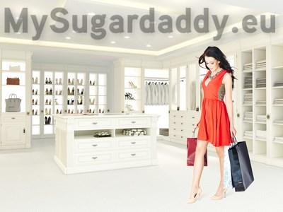 Einkäufe eines Sugarbabes